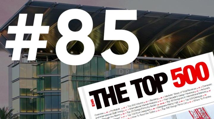 Engineering News-Record's Top 500 Design Firms List